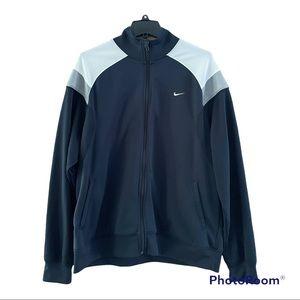 "Vintage Nike ""The Athletic Department"" Label ZipUp"